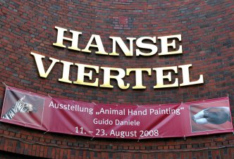 Hanse Viertel - Hamburg - Germany