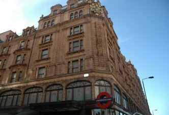 Harrod's - London - England
