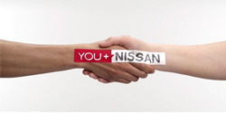 Nissan Advertising 2015 - Handpainting by Guido Daniele